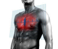 The last 2 days I have had chest pains. There in the middle and the right side of my chest?