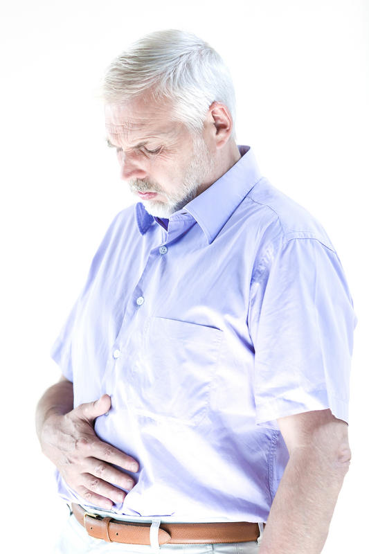 If my ongoing left sided abdominal, side, and back pain gets worse after a bowel movement is that a problem in the colon?