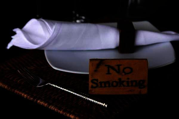 How can second hand smoke affect children?