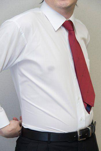 My nipples always show through my shirt no matter what the temperature is. How do I prevent this?