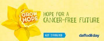 Are there any flowers associated with cancer?