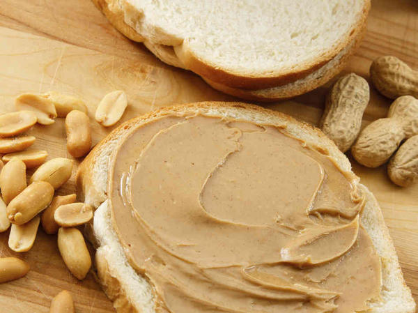 What are good alternatives instead of peanut butter for acne prone people?