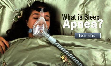 Can a dental appliance help sleep apnea?
