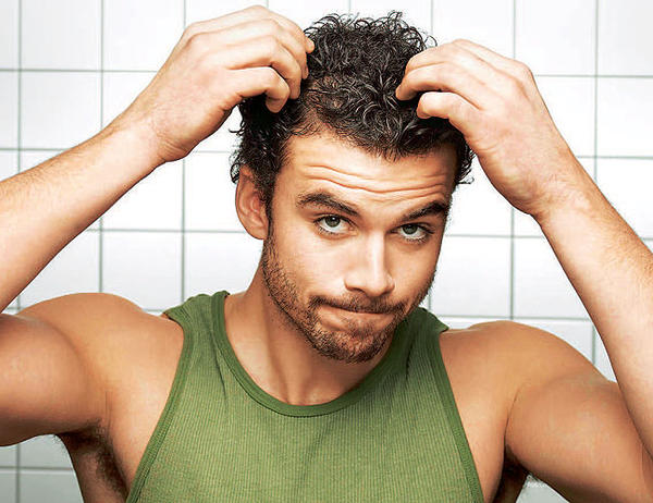 I am male, 20yrs, student. I have severe hair fall and dandruff problem. My scalp gets oily and itchy everyday. I had habit of masturbation. I stopped it.?
