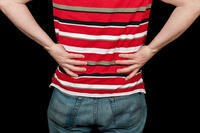 I have back pain and erectile problem, what to do?