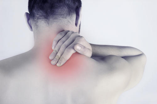 Neck shoulder pain headache shoulder pain from a injury neck feel like it posing and cause headaches . Why?