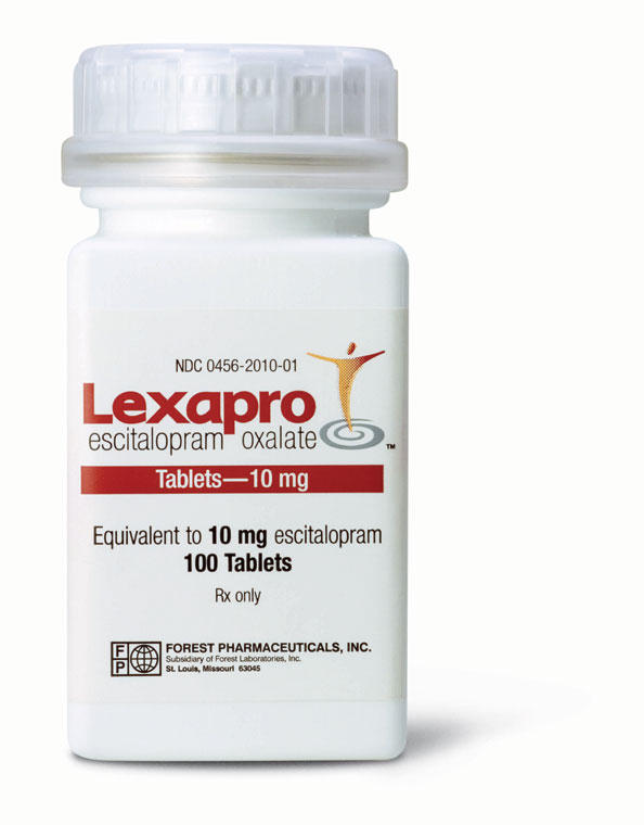 Is it okay to take Lexapro (escitalopram) twice a day?