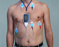 What do you suggest if i'm scheduled for a holter monitor.?