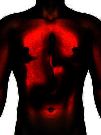 """""""chest wall inflammation"""" from electric shock that went thru heart 2 weeks ago. But sharper chest pains now, and little bit harder to breath now--why?"""