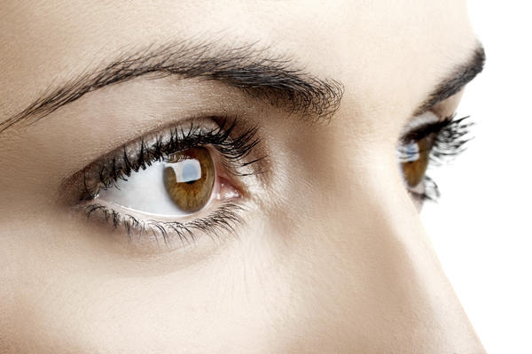 How to reduce melanin in our eyes ?