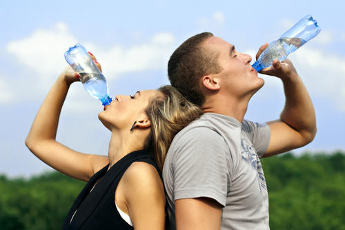 Is it possible to drink too much water? #nqlu i drink 12 glasses of water a day