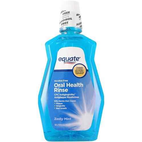 Is equate mouthwash effective?