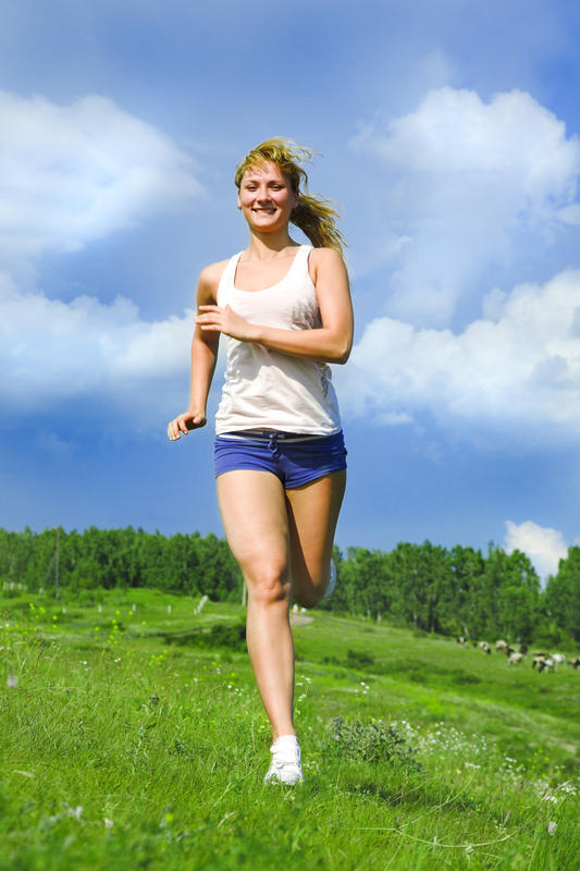 Does running help your vagina become smaller?