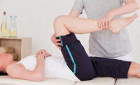 What can my friend do for his sciatic nerve pain?