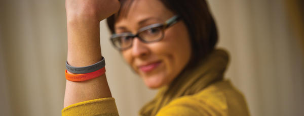 Can there be bracelets for brain cancer?