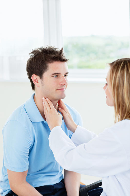 Can I be developing throat cancer?