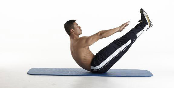 How useful are sit ups for toning the lower abs?