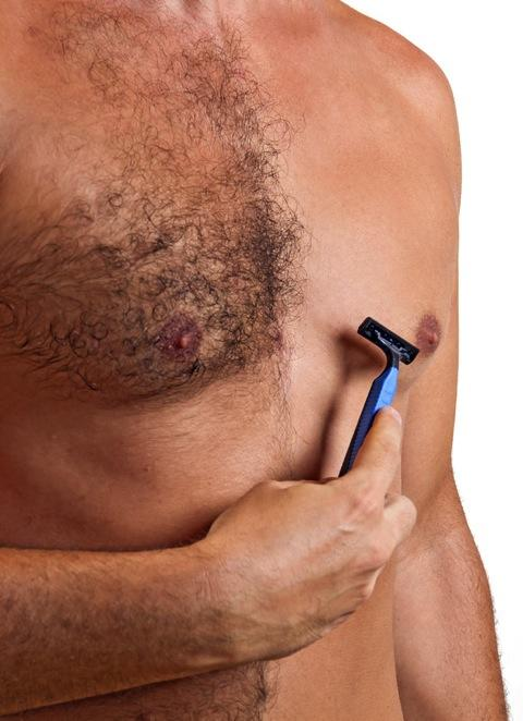 How can I lose my body hair and penis hair?