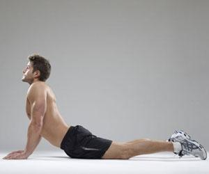 What does it mean you get a cramp when doing abs?