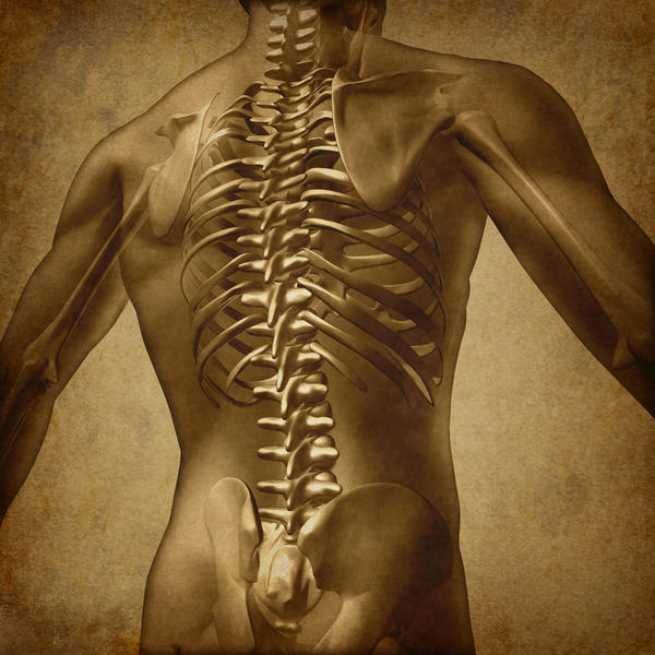 Can you tell me if its not my thoracic spine, then what is it?