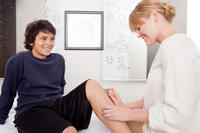 Can you tell me how to prevent a shin splint?