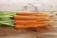 Can I get sick from a vitamin A overdose if the source is carrots? Like, can eating to many carrots hurt you?