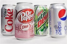 Can you tell me what could i tell a loved one that will make them quit drinking diet sodas?