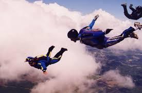 Should i parachute for fun?