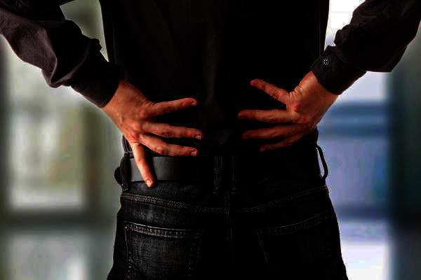 Can you tell me how I could treat my back pain (hernated disc) problem?