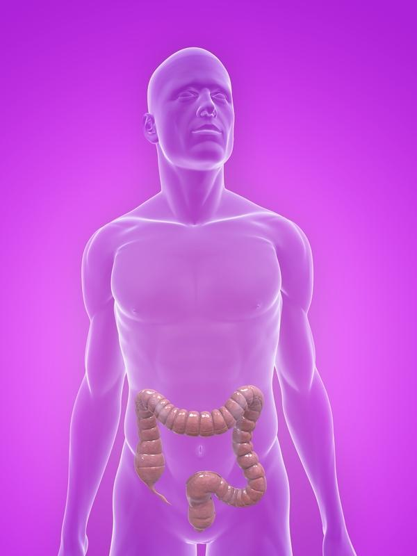 How long should diarhorra continue after a colonoscopy?