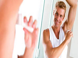 Is it okay for a man to shave arm pits?