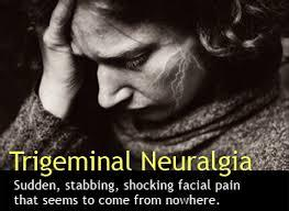 I have trigeminal neuraliga on left side but recently my jaw locks when I eat. I can feel the muscles tighten on left side, think its all one issue?