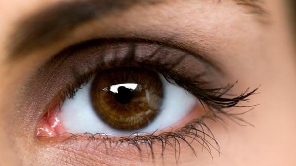How can I make eyes more slanted-like?