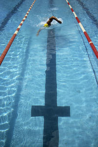 Is swimming good for low back pain?