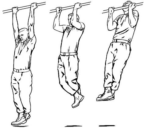 How can I make pull ups more difficult?