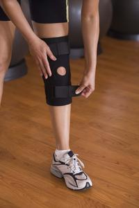 Can i play hockey on a torn acl?