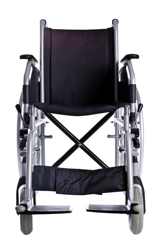 I've been using a wheelchair for the last four years and 4 days ago I noticed that I couldn't breathe when I stand up. What can I do to fix this?