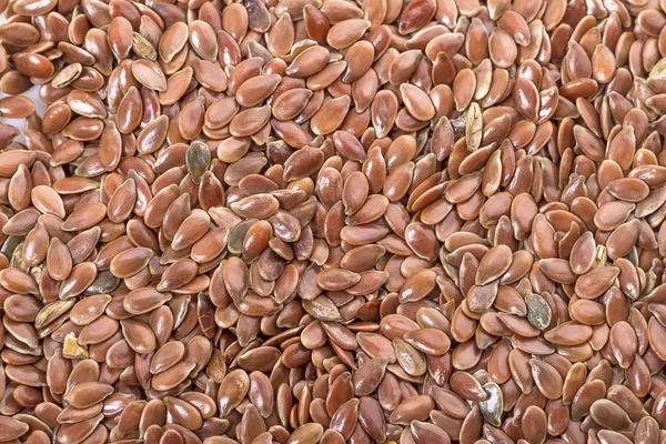I take a raw prenatal vitamin which contains flax seed. Is this okay in the first trimester?