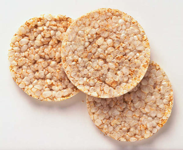 Is rice cake is good to loose weights?