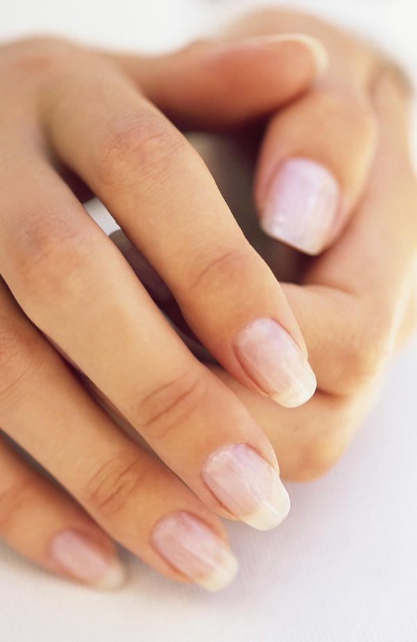 Nails split down the middle - Answers on HealthTap