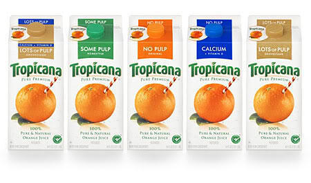 Is consuming tropicana fruit juice good for health?