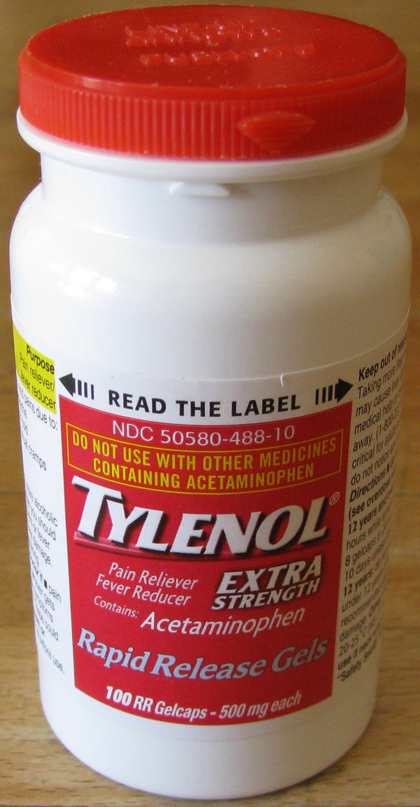 Can you get acetaminophen overdose from 1000mg 6 times a day?