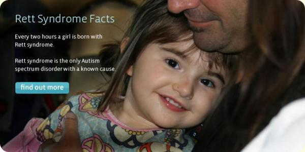 What are the odds of having another child with rett syndrome?