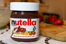 Does eating Nutella the hazelnut spread, cause acne/pimples/breakouts?