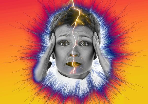 Headache above left eye? | Yahoo Answers