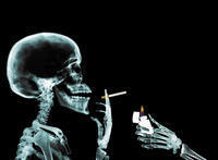 What would be the best way to get my mom to stop smoking?