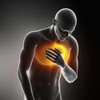 What is an anteroseptal infarction?