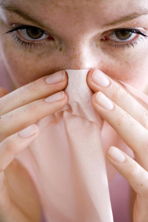 how to fix dry nostrils