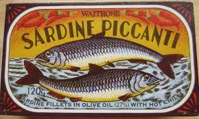 Mediterranean diet, is it ok to eat sardines everry day?