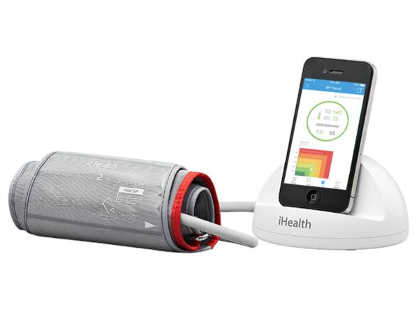 Hi can you get an app on a smart phone to monitor your Blood pressure?